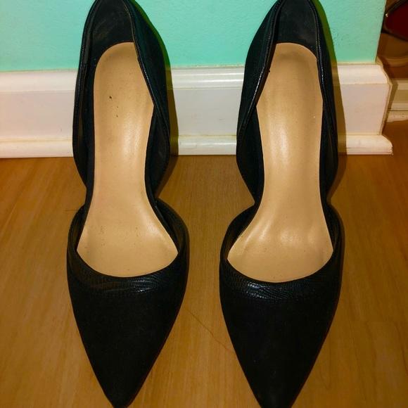 JustFab Shoes - Black Heels